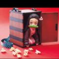 禰豆子のポップコーンバケツ